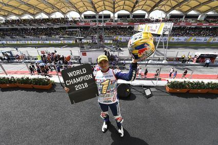 Jorge Martín, Campeón del Mundo