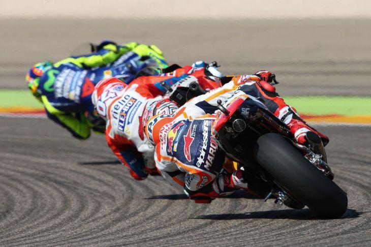 Ver MotoGP en Televisión y móviles