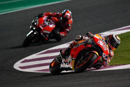 Los colores de MotoGP