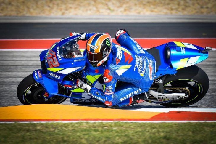 Alex Rins (23 años) gana su primer gran premio en MotoGP