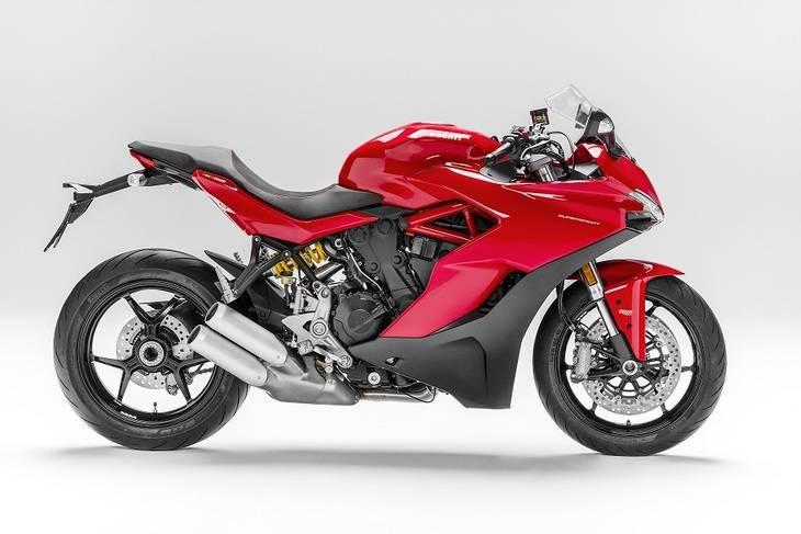 La nueva Ducati SuperSport ha sido desvelada