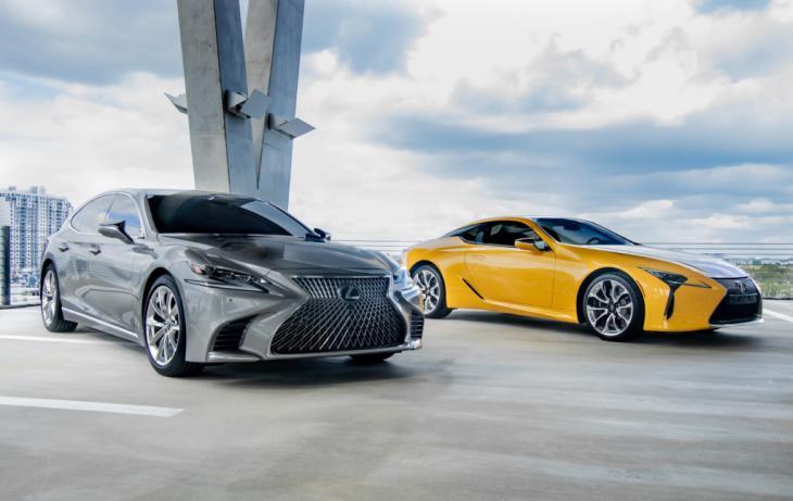 Lexus: 30 años fabricando coches de lujo