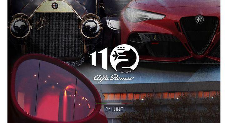 110º Aniversario de Alfa Romeo