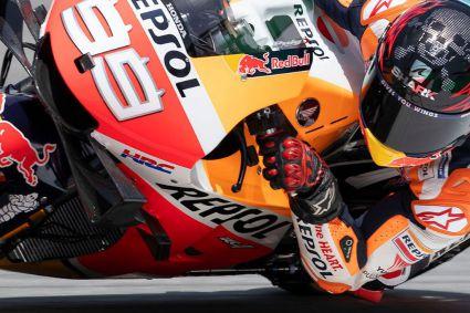 Triplete español en el circuito de Cataluña