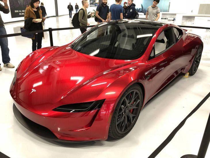 El modelo 3 de Tesla, sale airoso con un aprobado alto