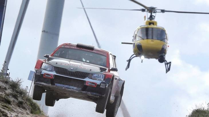 Rallye de Portugal el próximo fin de semana