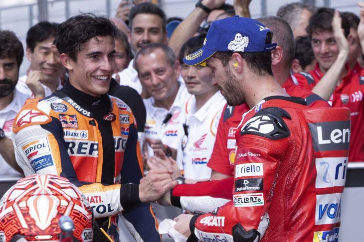 Gran Premio República Checa, reapertura de MotoGP