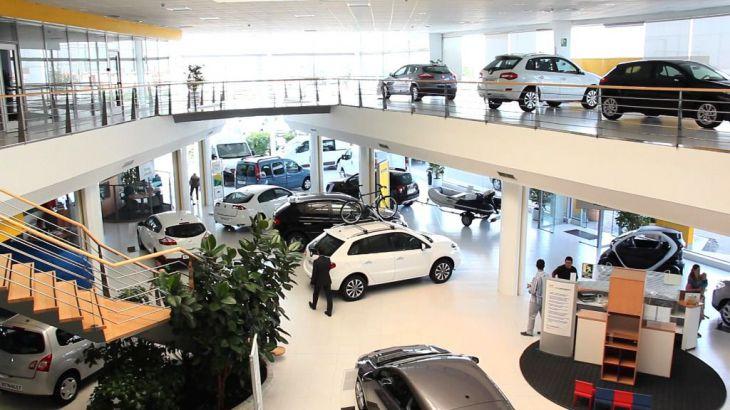 Mes de julio: Desastrosa caída en la ventas de coches