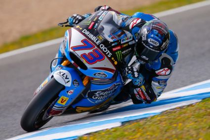 Alex Márquez, victoria en solitario en Moto2