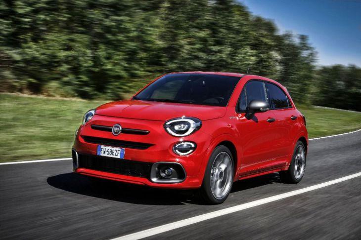 Comparamos el nuevo Fiat 500X Sport y sus rivales