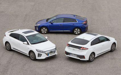 Hyundai Ionic eléctrico, sin competencia