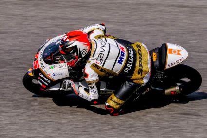 Alberto Arenas gana en el país asiático