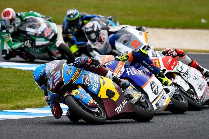 Alex Márquez, Campeón del Mundo Moto2 (2019)
