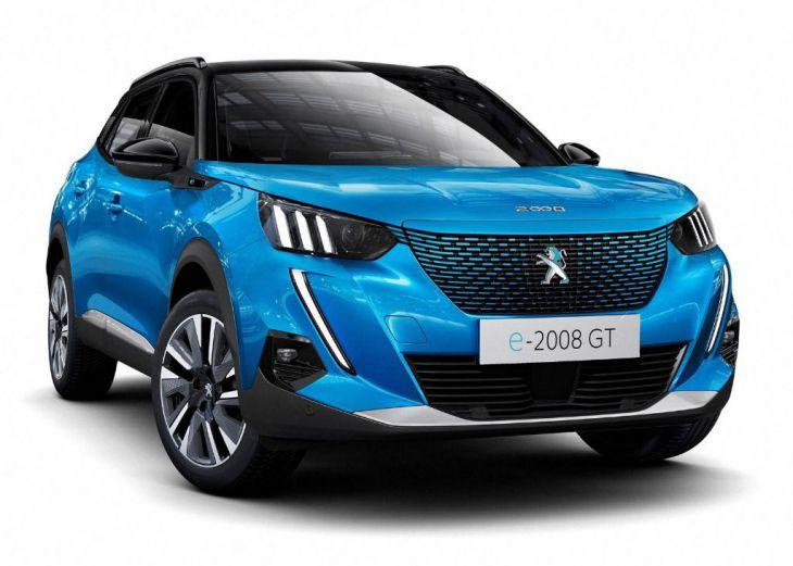 Comparativa Peugeot 2008 eléctrico frente a sus rivales