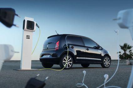 Puntos de recarga electrica para automóviles