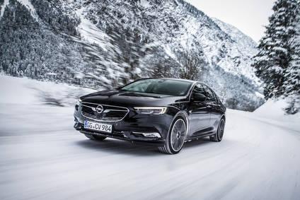 Probamos el nuevo Opel Insignia