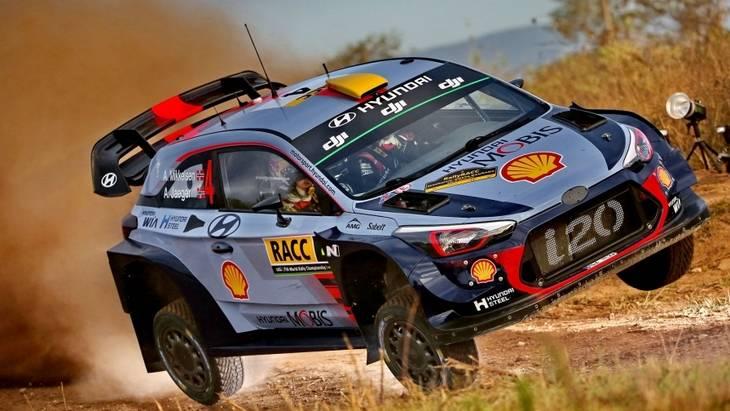 Mikkelsen lider en su debut con Hyundai