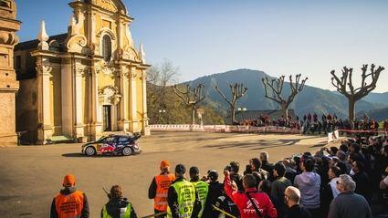 Rallye de Córcega donde el clima puede ser determinante