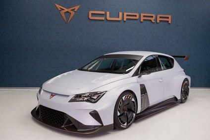 Cupra e-Racer 100% eléctrico para la competición