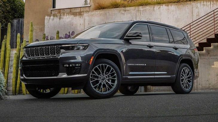 Jeep Grand Cherokee L 2021 ya en España