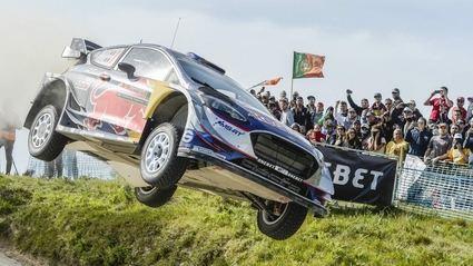Rallye de Portugal: itinerario