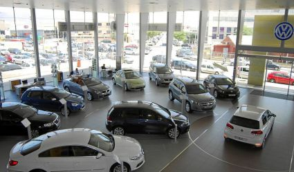 Agosto: Las ventas de coches aumentaron un 23,3 por ciento