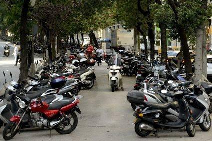 Bajan las ventas de motos