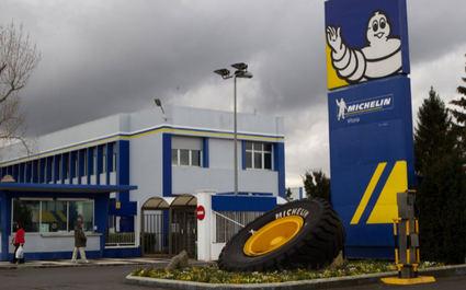 Michelín comenzó la producción de neumáticos