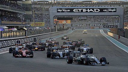Calendario F1 2017