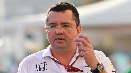 Eric Bouiller se marcha de McLaren