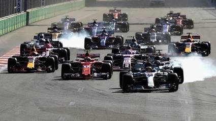 Volver a ver el GP de Azerbaijan