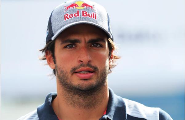 Singapur puede ser el último GP de Carlos Sainz con Toro Rosso