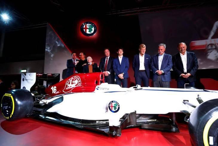 Alfa Romeo se apodera de Sauber