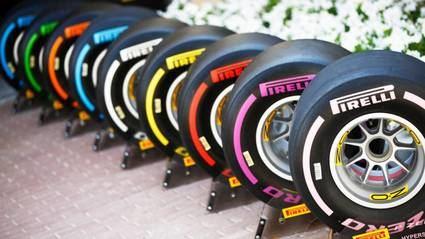 Neumáticos de 18 pulgadas en lugar de las 13 actuales