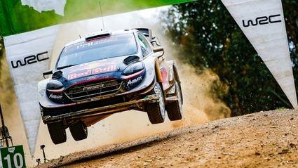 Ogier Campeón del Mundo por 6ª vez en el WRC