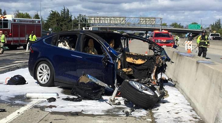 Un Tesla autónomo provoca otra muerte