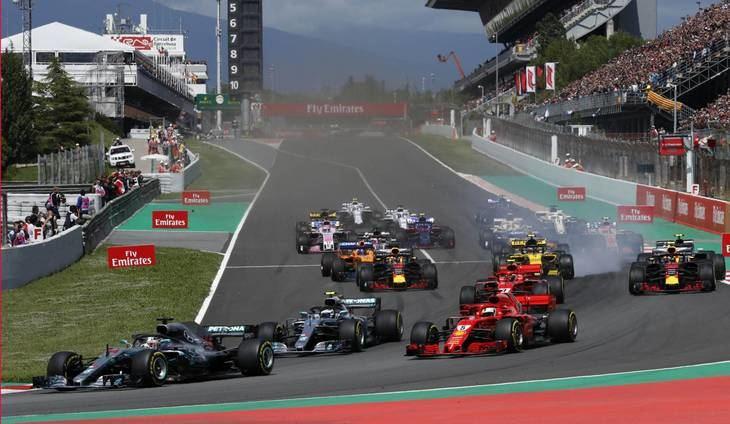 Calendario Formula 1 2020 Horarios.Formua 1 Zandvoort Entra En El Calendario De La F1 En 2020