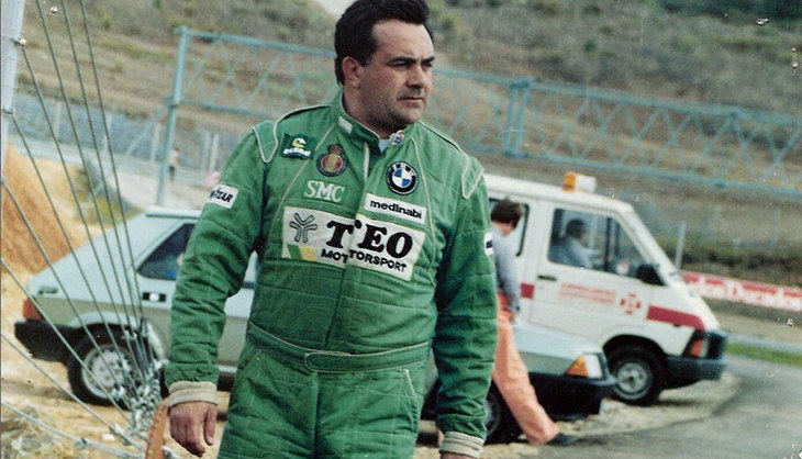 Fallece Santiago Martín Cantero