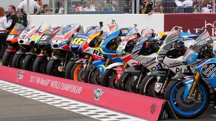 ¿Cuánto cuesta correr en MotoGP?