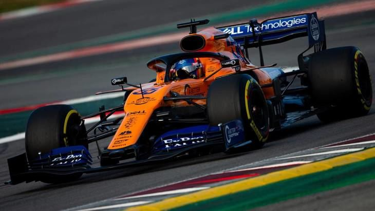 McLaren al alza