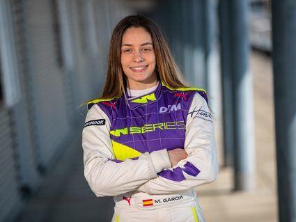 Marta García sube al podio en Hockenheim