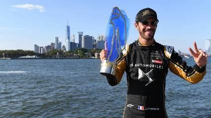 ePrix de Nueva York: Vergne es 7º y gana el Campeonato
