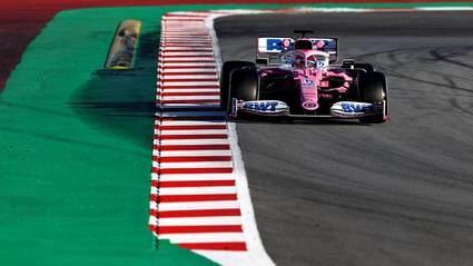 Racing Point asusta y Red Bull progresa