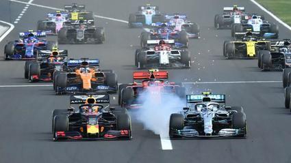 GP de Austria 2020 F1: Horarios y neumáticos