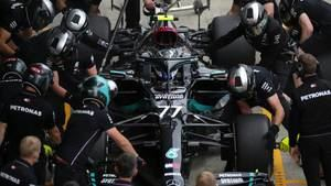 Red Bull denuncia a Mercedes