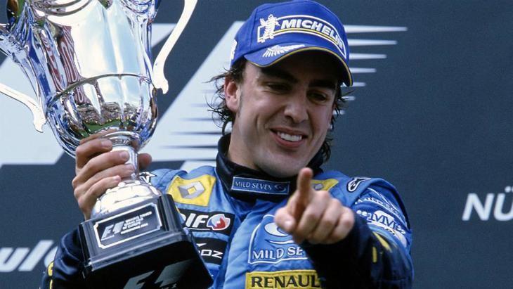 Amazon estrena una docuserie sobre Fernando Alonso