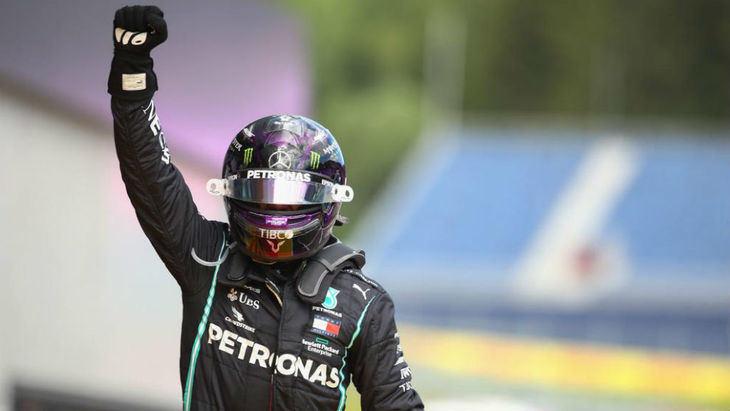 GP de Estiria 2020 F1: Hamilton gana fácil y Sainz hace la vuelta rápida
