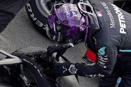 Pirelli concluye su informe de lo ocurrido en Silverstone