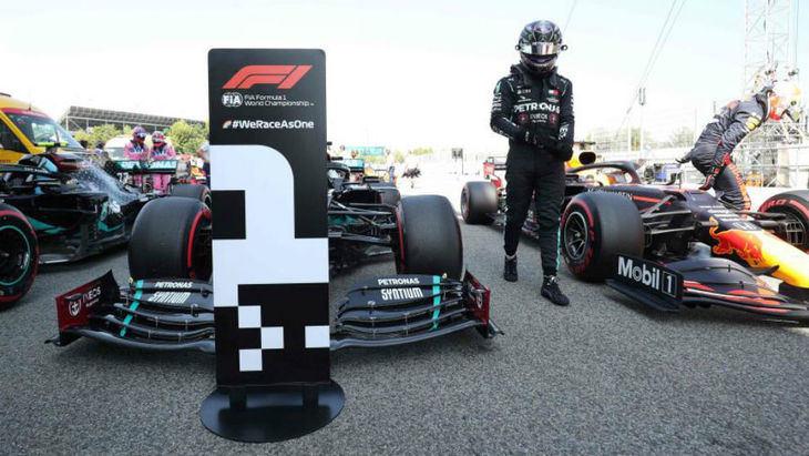 GP de España F1 2020: Pole de Hamilton, 2º Bottas y 3º Verstappen como se esperaba