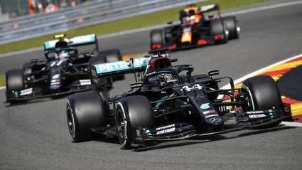 GP de Bélgica F1 2020: Hamilton sin despeinarse y Ricciardo y Gasly protagonistas